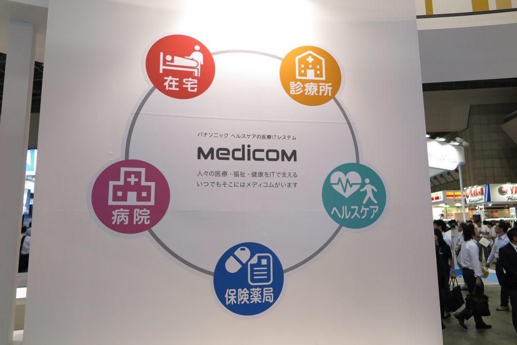 医療ITシステム「メディコム」
