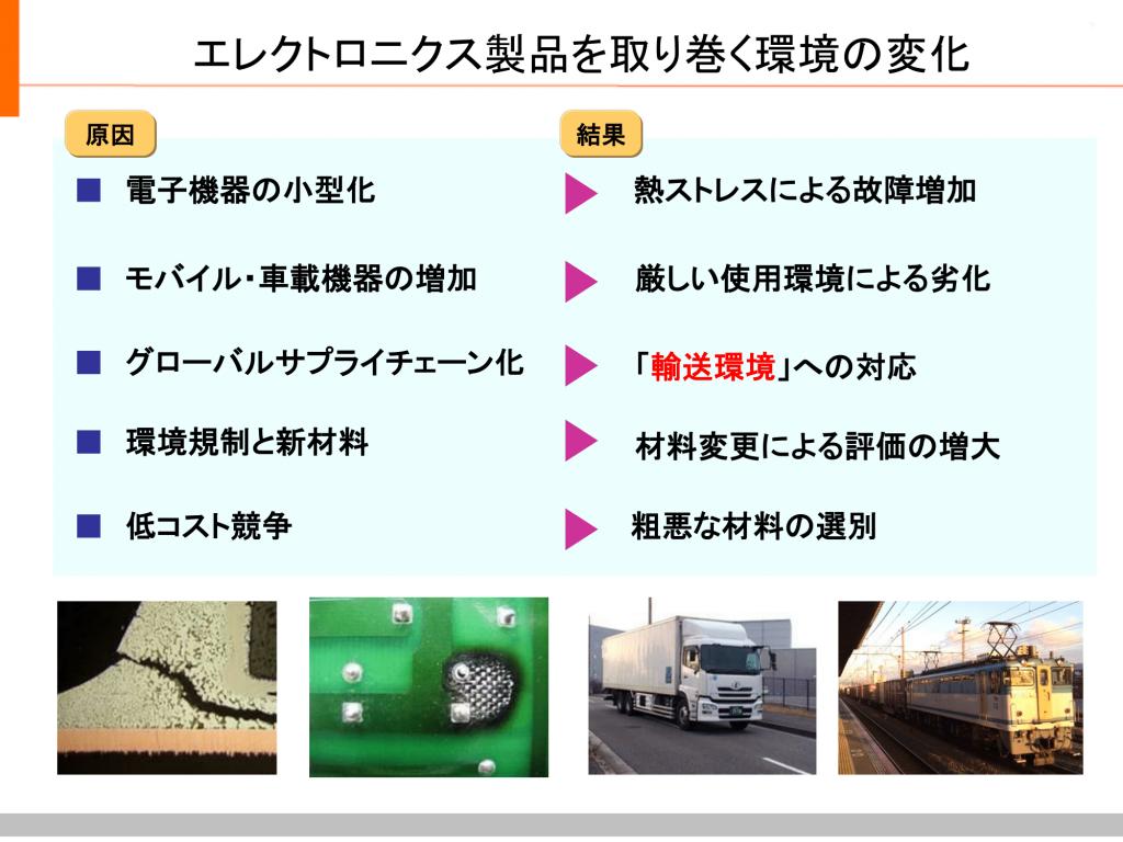 (講演1用写真)輸送環境試験の基礎-1