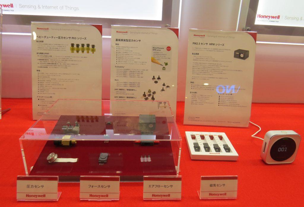 HONEYWELL Sensing &Internet of Things 圧力センサ・フォースセンサ・エアフローセンサ・磁気センサ