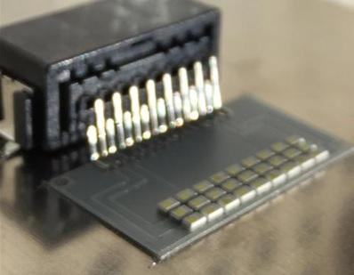 ヒートシンク一体型LEDモジュール